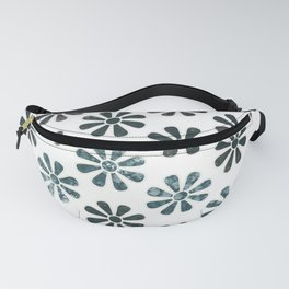Lovely Floral Pattern X.03 Fanny Pack