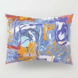 Shamanic Painting 01 Pillow Sham