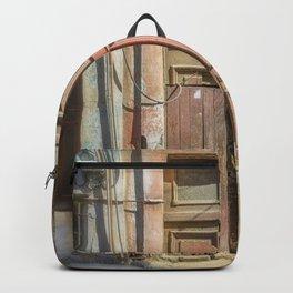Doors of Havana Backpack