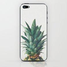 Pineapple Top iPhone & iPod Skin