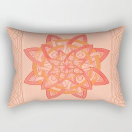 celtic tones Rectangular Pillow