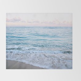 Ocean Throw Blanket