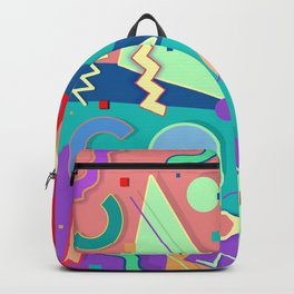 Memphis #55 Backpack