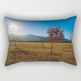 Grateful Song Rectangular Pillow