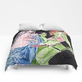 Girl Sex Comforters