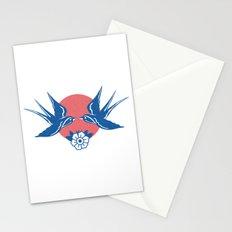 Love Love, Kiss Kiss Stationery Cards