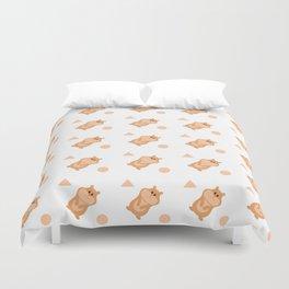 Hamsters Duvet Cover