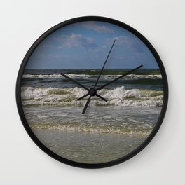 Oh That Breeze Wall Clock