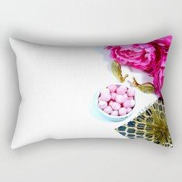 Hues of Design - 1024 Rectangular Pillow