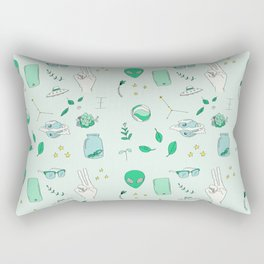 Oikes Rectangular Pillow