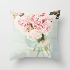 One A Rainy Sunday In May Throw Pillow