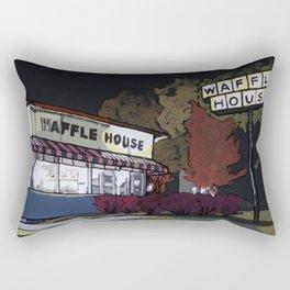 Waffle House Rectangular Pillow