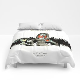 CURSED Comforters