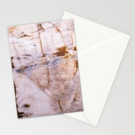 Polished Marble Stone Mineral Abstract Texture 31 Stationery Cards