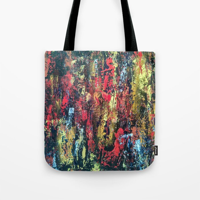 Abstract painting 103 Tote Bag