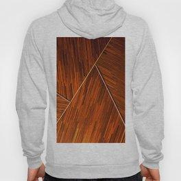 Geometric Grain Hoody