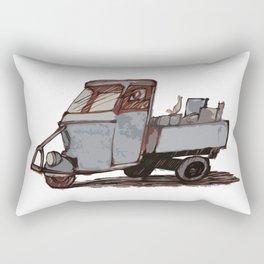 Tricycle Rectangular Pillow
