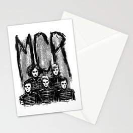 Parade Lineup Stationery Cards