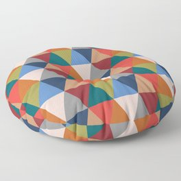 Geometric No.2 Floor Pillow