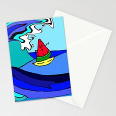 One Crazy Summer Stationery Cards