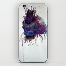 The Hand of Evil iPhone & iPod Skin