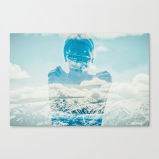 {Insideout 10} Top of the world Canvas Print