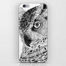 Ink Owl iPhone & iPod Skin