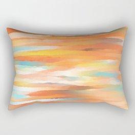 Wild Tiger Rectangular Pillow