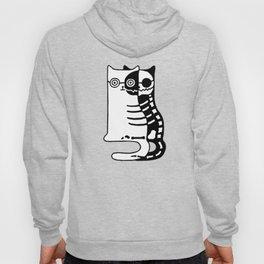 Schrodingers Cat – Quantum paradox Hoody