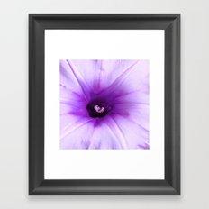 nature flower # Framed Art Print