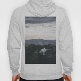 Wolf Golden Paradise (Color) Hoody