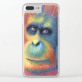 Gentle Giant Clear iPhone Case
