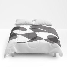 Half Cirlce Delight Comforters