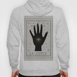 La Justice or The Justice Tarot Hoody