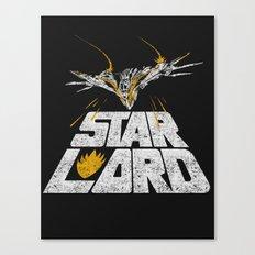 Star-Lord Canvas Print