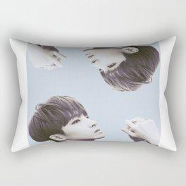 Double Wonwoo Rectangular Pillow