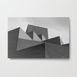 Doha 2 Metal Print