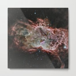 1336. Inside the Flame Nebula Metal Print