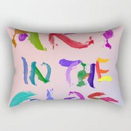 ART IN THE GLASS #3 Rectangular Pillow