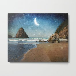 Oregon Moondust Metal Print