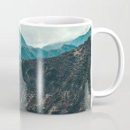 Layered Mountains Coffee Mug