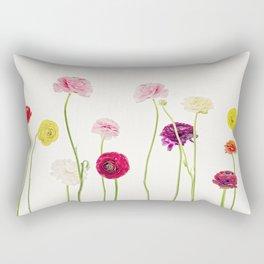 whispering spring Rectangular Pillow