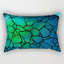 Turtle - Tortuga Rectangular Pillow