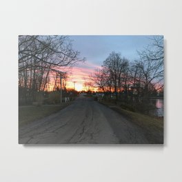 Waterloo Metal Print