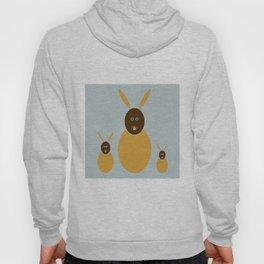 Rabbit Rabbit Rabbit Hoody