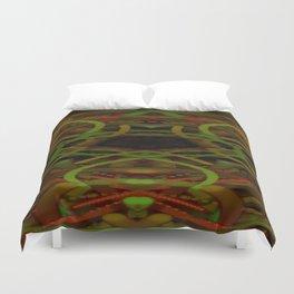 Hallucinogenic Knockwurst 1 Duvet Cover