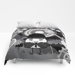 Charlot - Funny Cubes Series Comforters