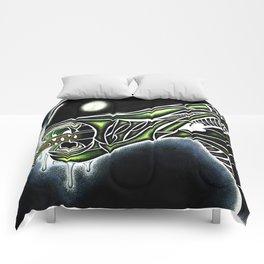 Cyber Alien Comforters