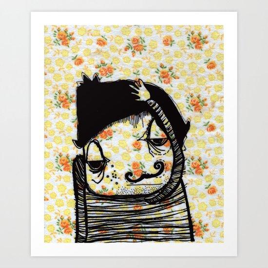 Every Boy Always, Always Art Print
