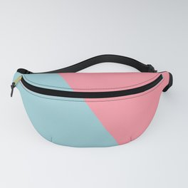 Half a Pink Fanny Pack